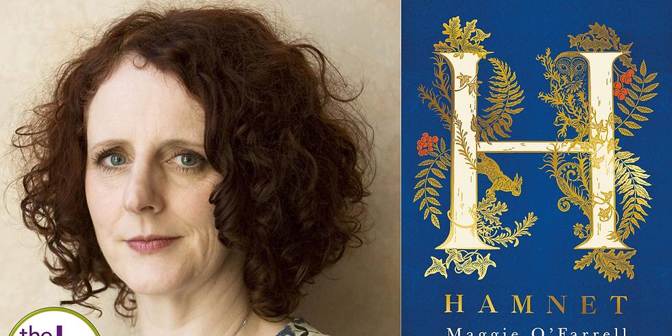 Edinburgh Launch: Maggie O'Farrell's Hamnet