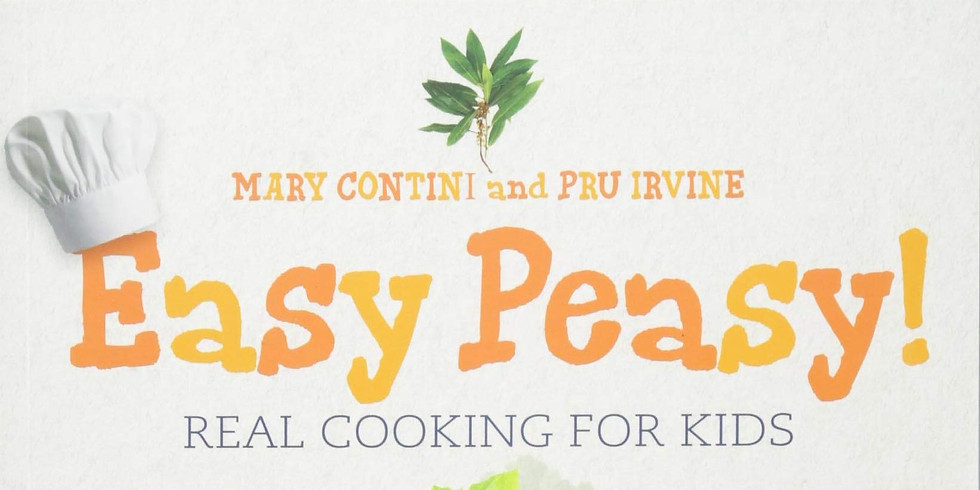 Easy Peasy! - LIVE show with Mary Contini & Pru Irvine - Tickets £3