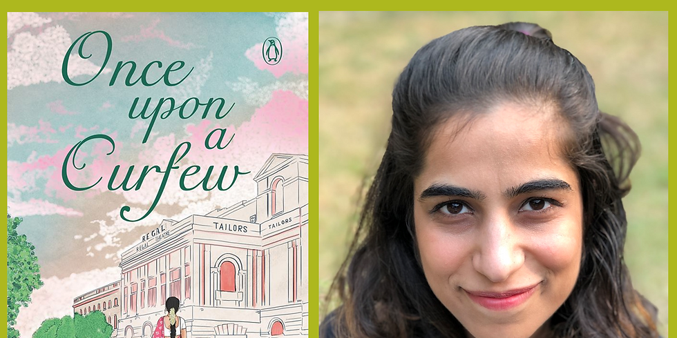 SOLD OUT! - How to Find Your Story, and Write it: A Writing Workshop with Srishti Chaudhary - Tickets £5