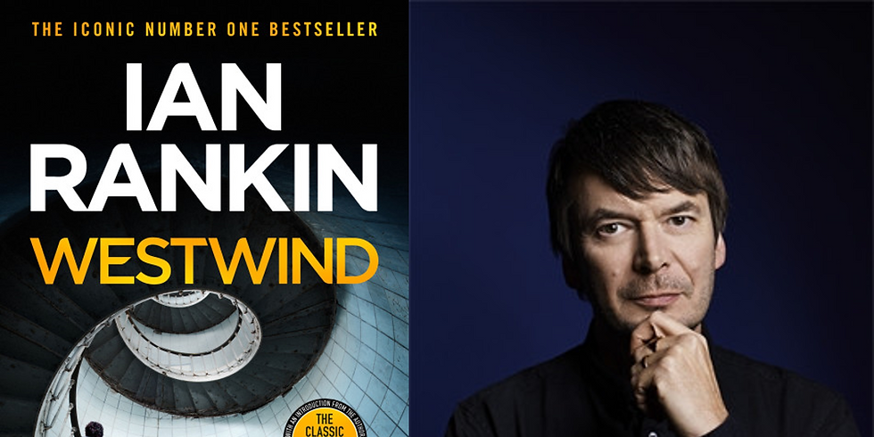 Westwind Signing: Meet Ian Rankin - FREE Event