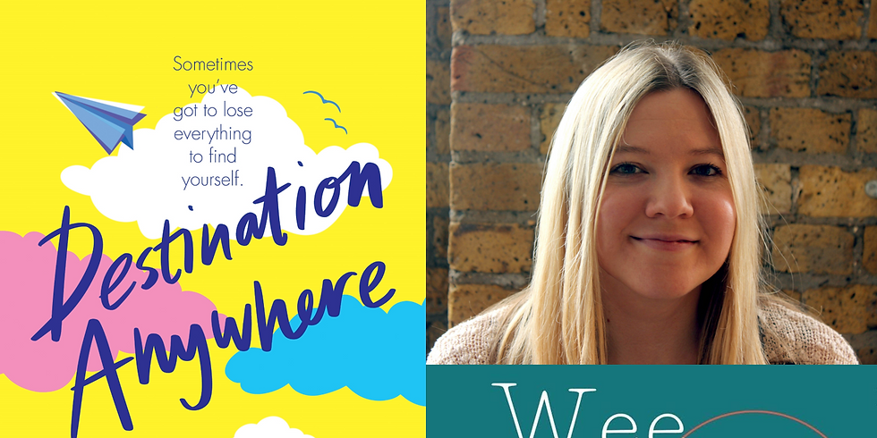 BOOK LAUNCH: Destination Anywhere - Sara Barnard in Conversation with George Lester