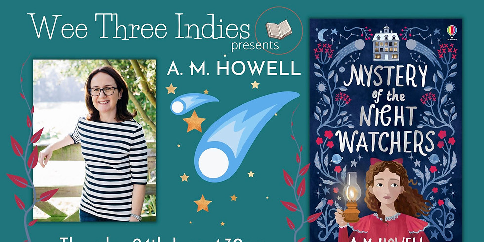A.M. Howell: The Mystery of the Night Watchers
