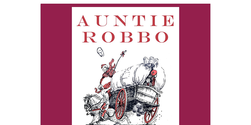 Auntie Robbo launch party (FREE)