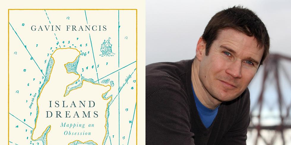 Wee Three Indies presents: Island Dreams with Gavin Francis