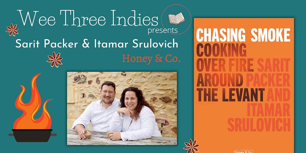 Chasing Smoke with Sarit Packer & Itamar Srulovich
