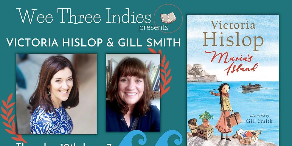 Victoria Hislop & Gill Smith: Maria's Island