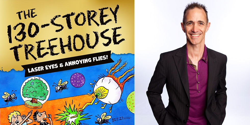 Wee Three Indies Presents Andy Griffiths: 130-Storey Treehouse