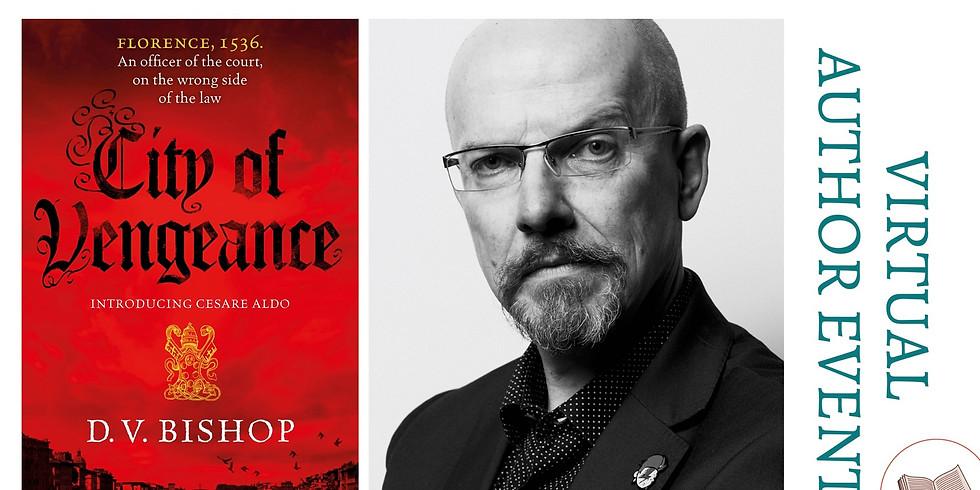 Wee Three Indies Presents David Bishop: City of Vengeance