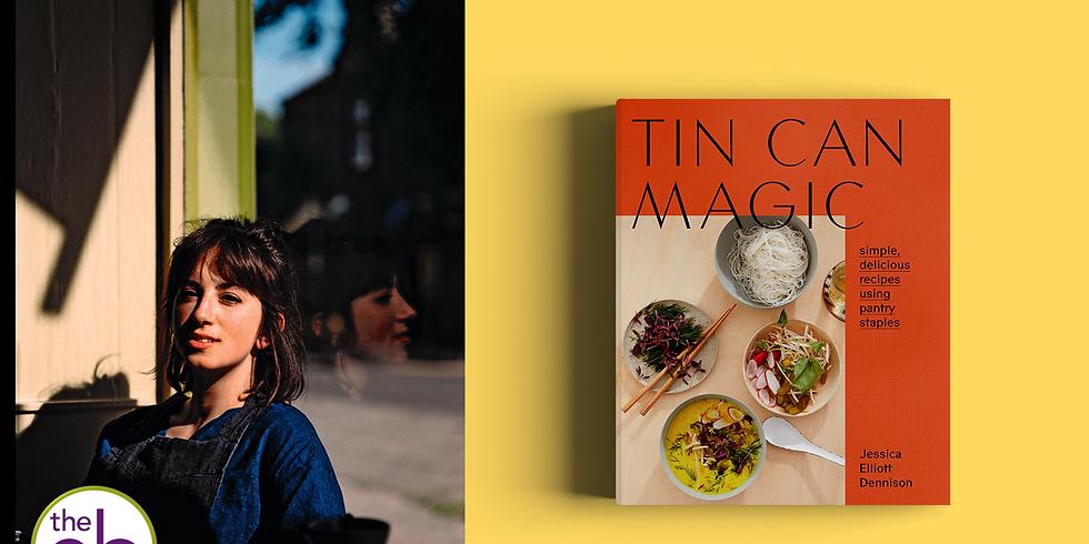 Tin Can Magic with Jessica Elliott Dennison - Tickets £5