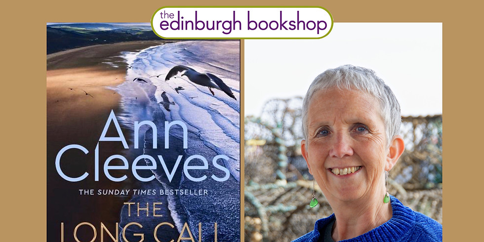Ann Cleeves & Devon Cream Tea - Tickets £8