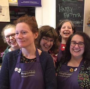 The bookshop team