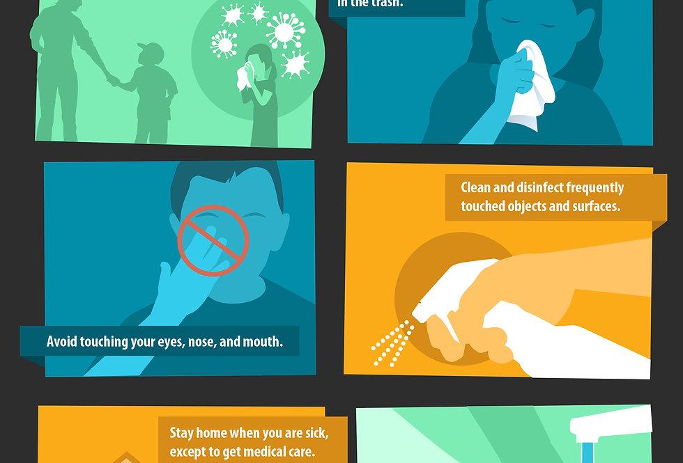 Prevention Save Lives Sign