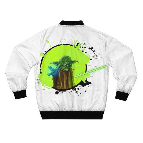 Yoda Art Men's AOP Bomber Jacket