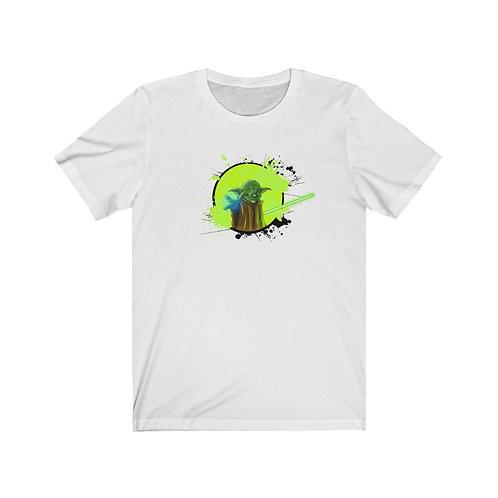 Yoda Art Unisex Jersey Short Sleeve Tee