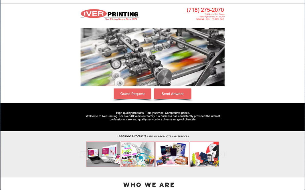 Iver Printing