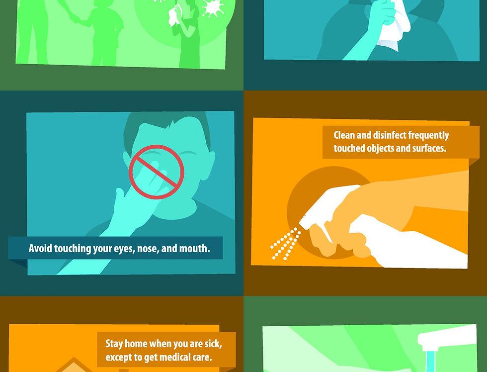 Prevention Save Lives Branded