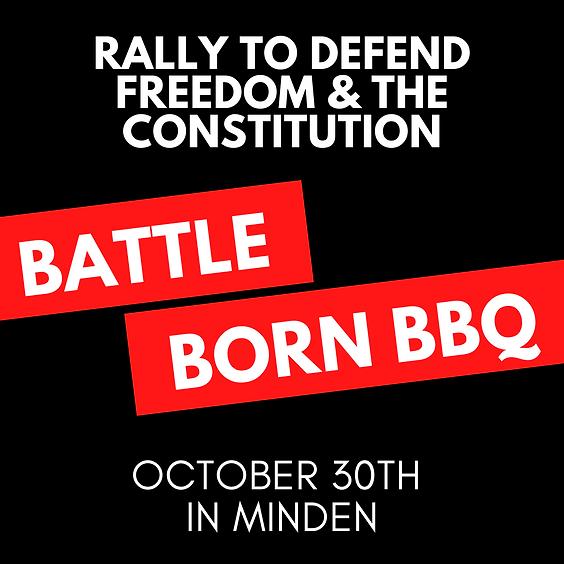 Free Event: Battle Born BBQ