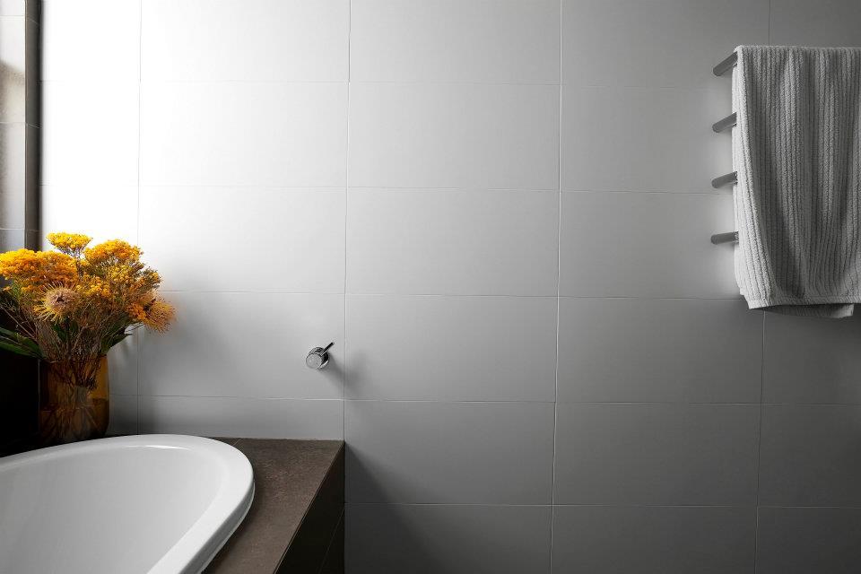 Cammeray bathroom tiling