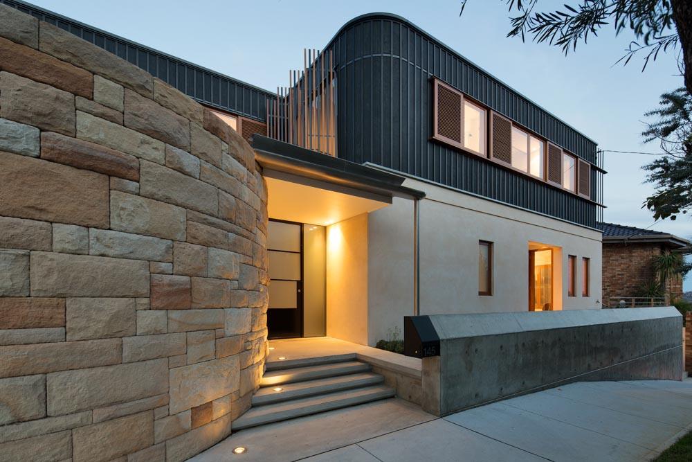 Alex Roth designed home