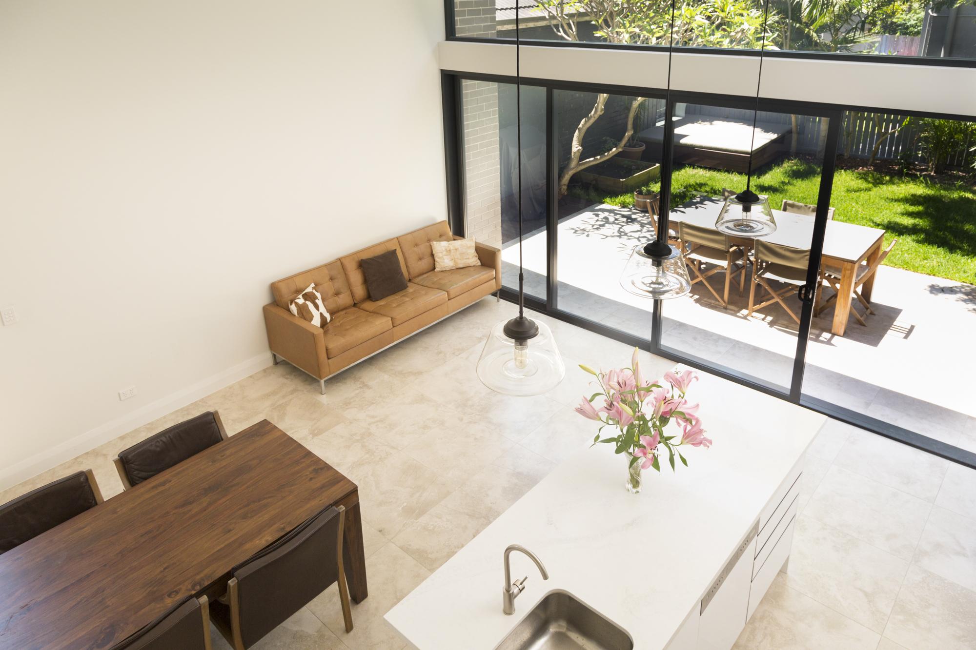 Bondi 3 bed indoor outdoor
