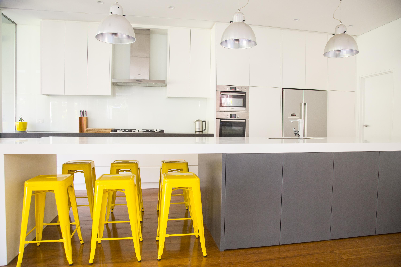 Heritage home reno kitchen design