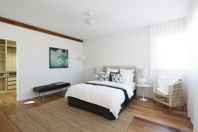 Eurythms Coogee bedroom