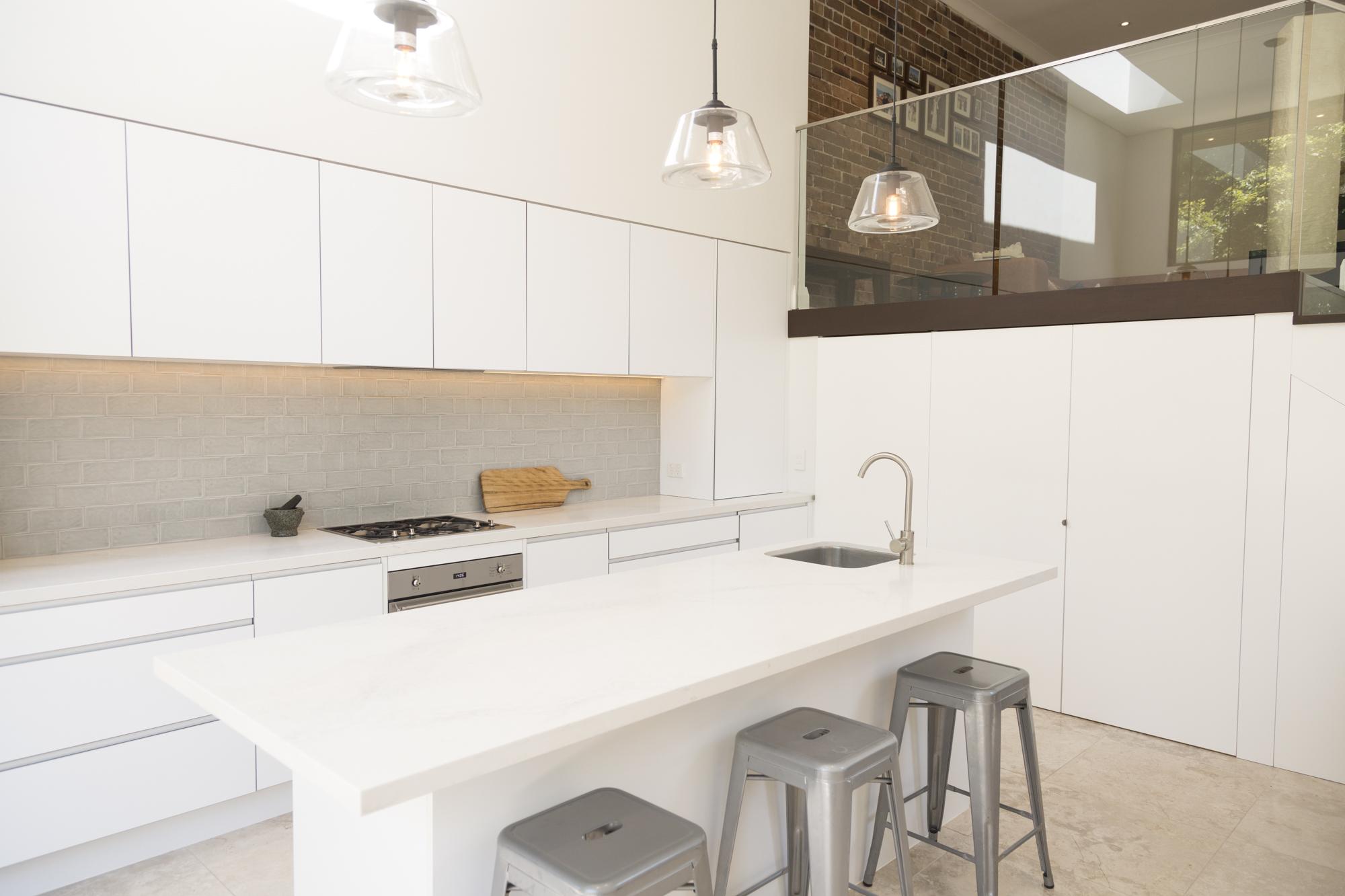 Bondi 3 bed kitchen