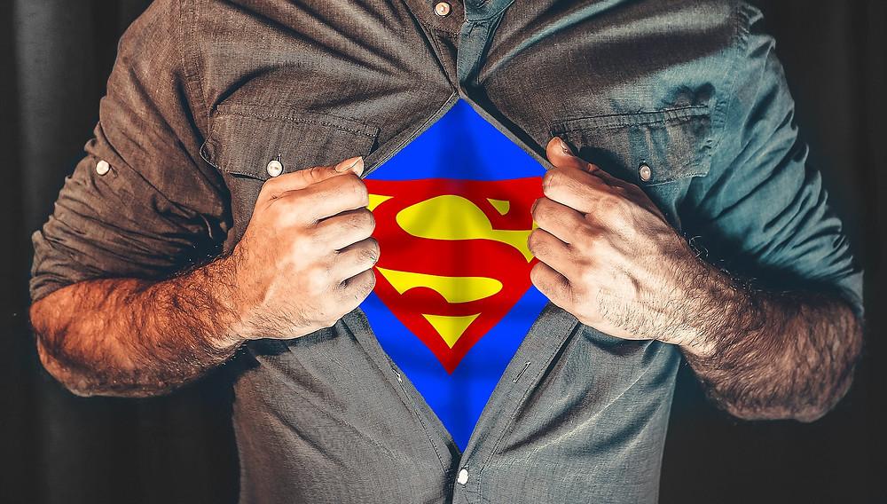 Superhero builder