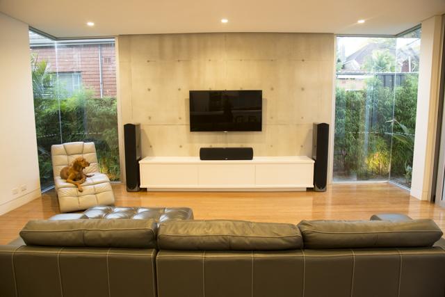 ESNH Design modern living space