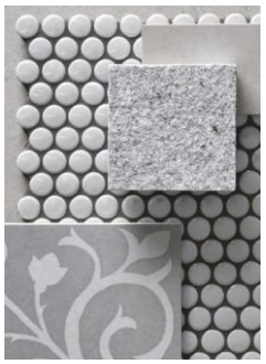 Inspiration for white tiles
