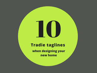 10 tradie taglines to make you smile