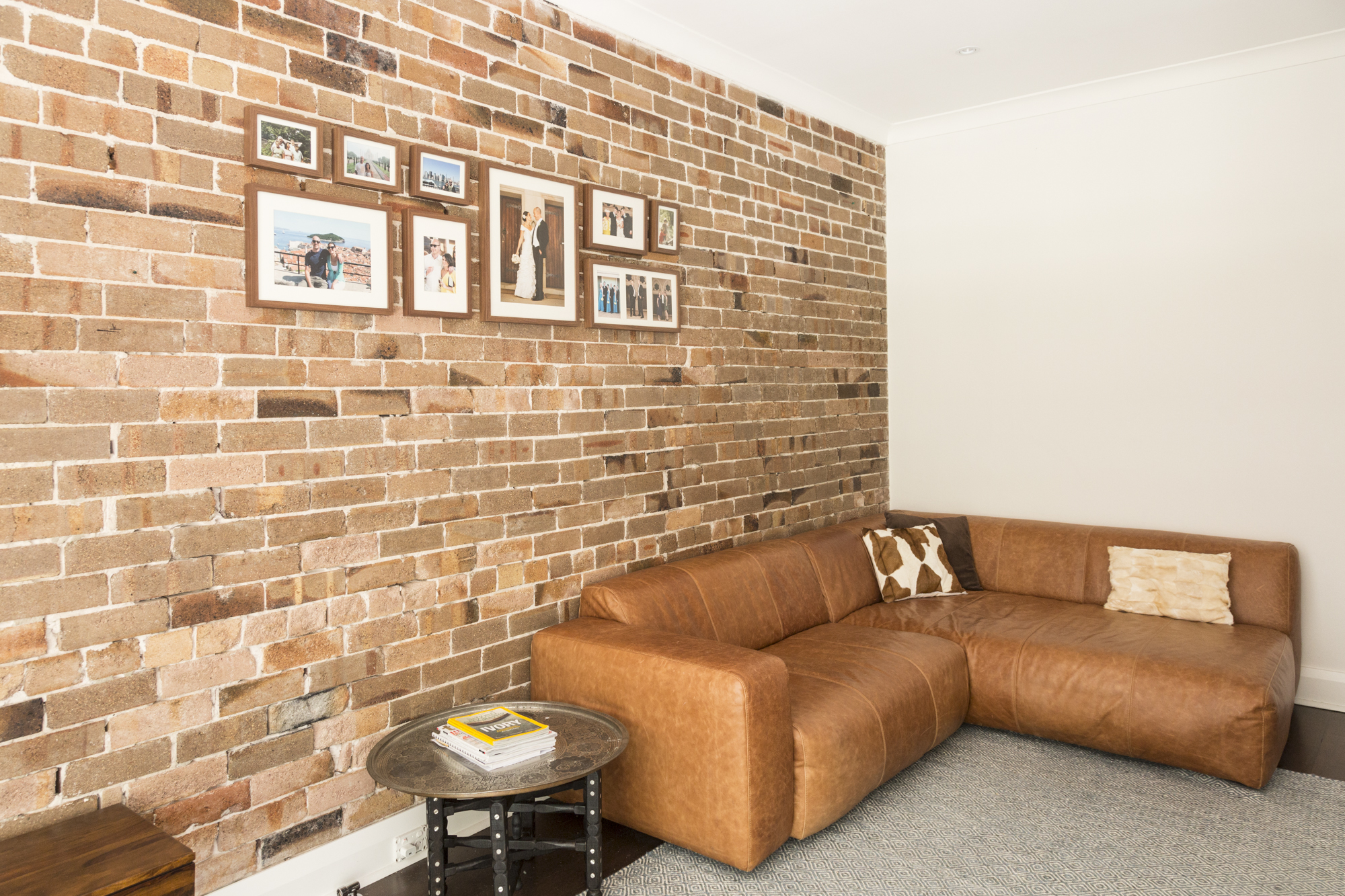 Bondi 3 bed exposed brick
