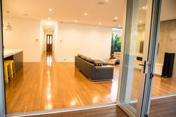 Marrickville living space