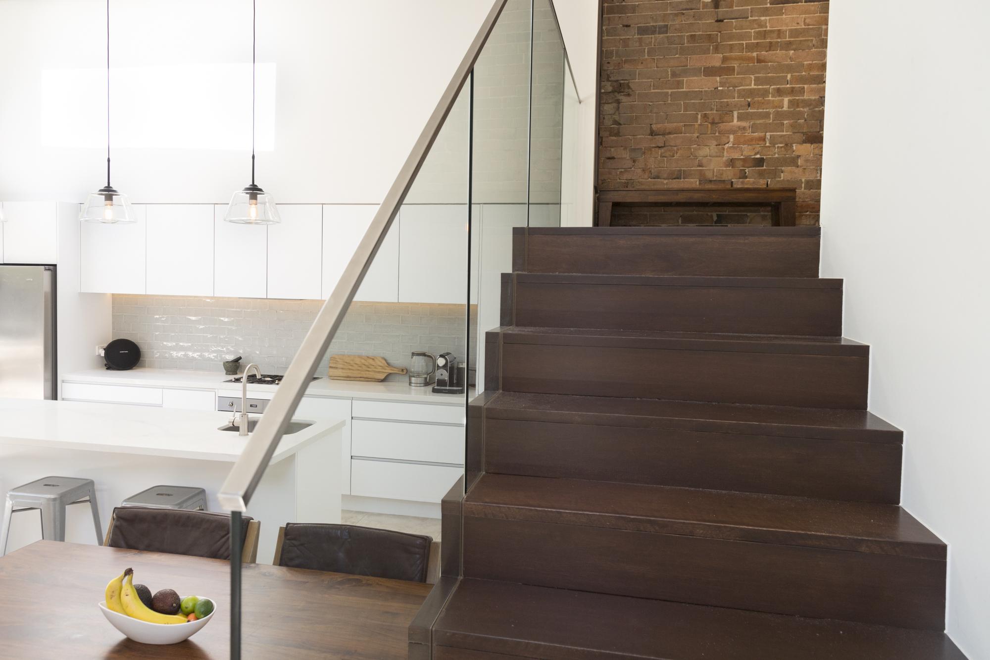 Bondi 3 bed steps