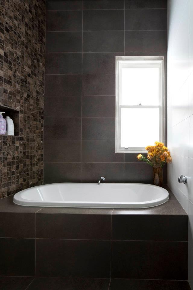 Cammeray bathroom bath