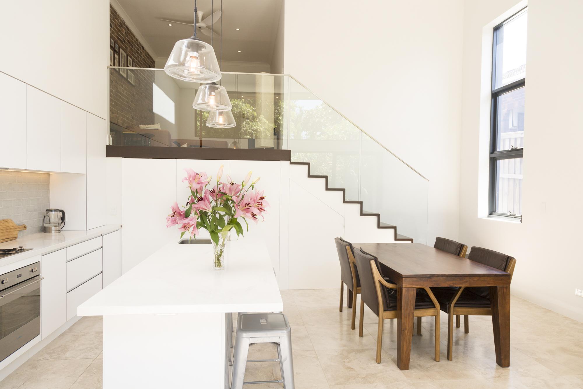Bondi 3 bed staircase