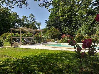 Le Parc - Chambres d'hôtes - Sud Ouest - Lot et Garonne