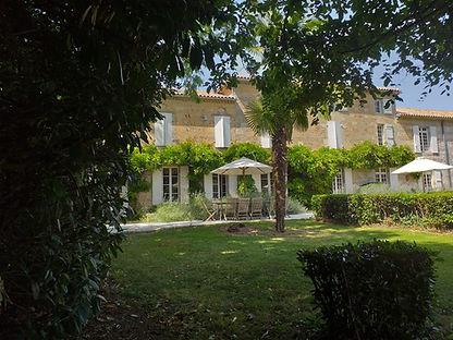 Manoir en Agenais - Chambres d'hôtes - Sud Ouest - Lot et Garonne