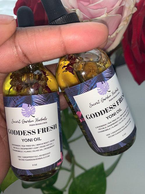 Goddess Fresh Yoni Oil
