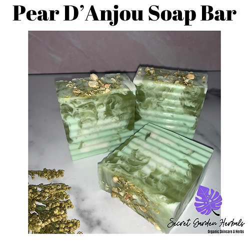 Pear D 'Anjou Bar
