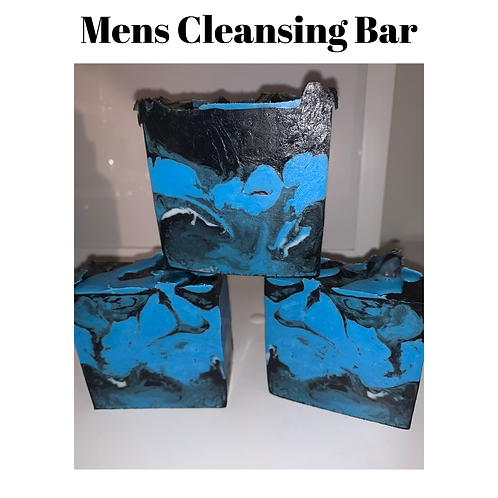 Men's Cleansing Bar