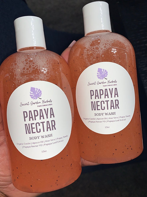 Papaya Nectar Jumbo Body Wash