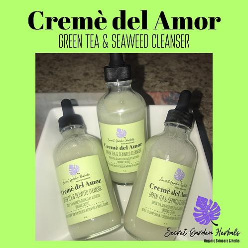 Green Tea & Seaweed Cleanser