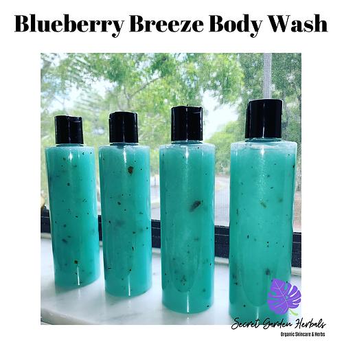 Blueberry Breeze Body Wash