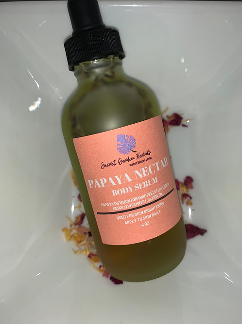 Papaya Nectar Body Serum