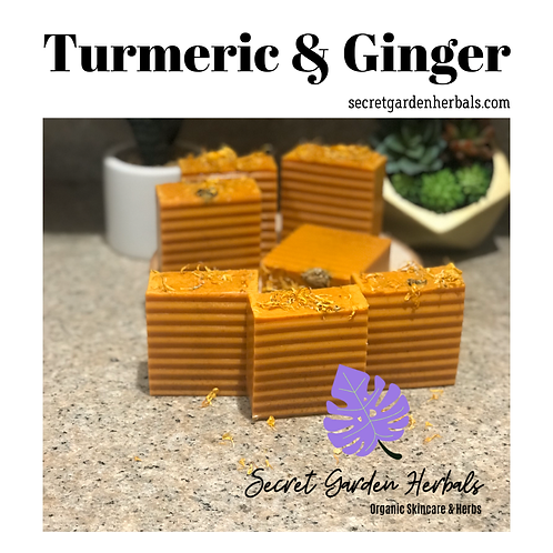 Turmeric & Ginger Soap