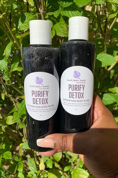 Purify Detox Body Wash