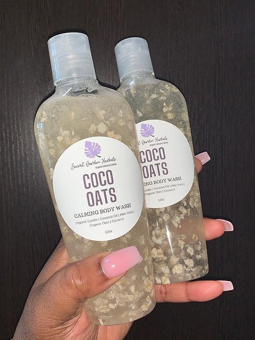 Coco Oats Calming Body Wash