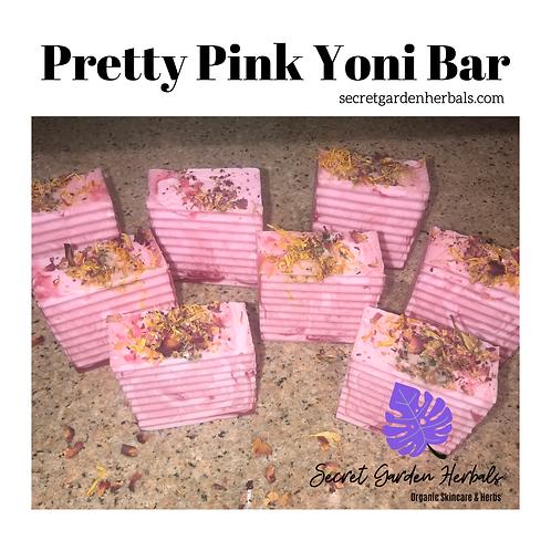 Pretty Pink Yoni Bar