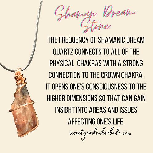 Shaman Dream Quartz